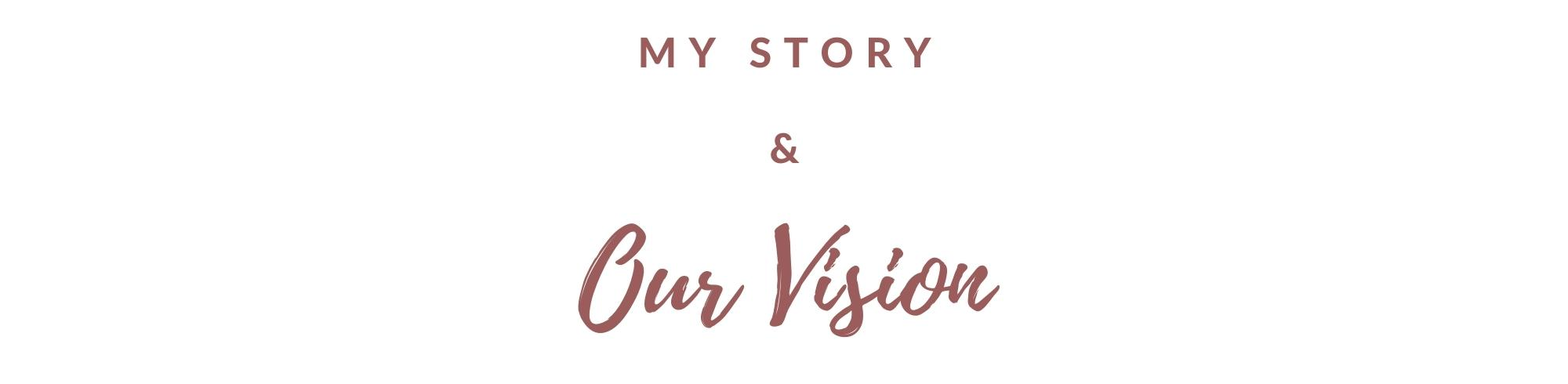 Banner Our Vision